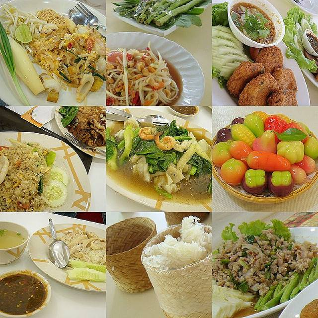 gaining an understanding of the thai cuisine