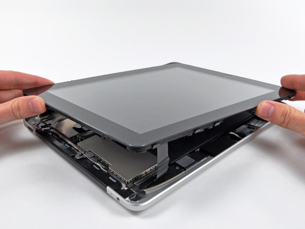 Ремонт сенсора планшета