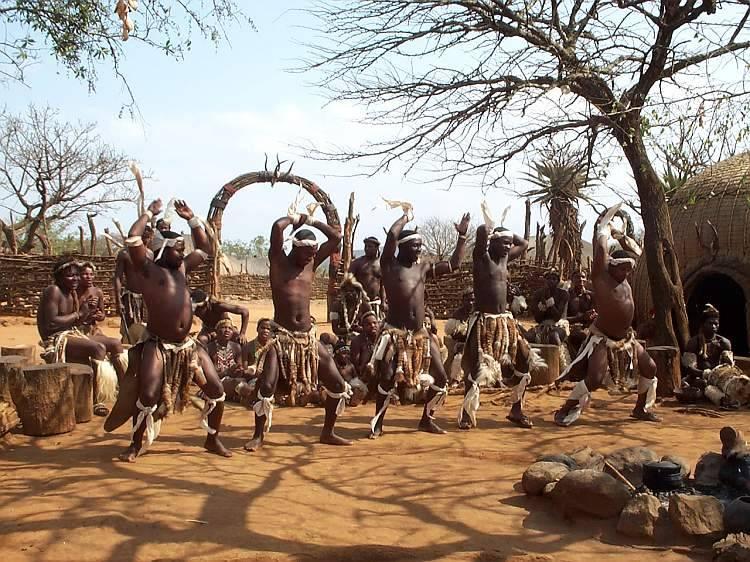 Секс племени зулусов 2 фотография