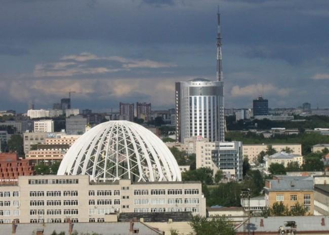 Цирк Екатеринбурга