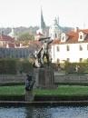 Вальдштейнский сад и дворец