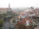 Чешский Крумлов, река Влтава