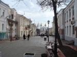 Пешеходная улица Витебска - улица Суворова