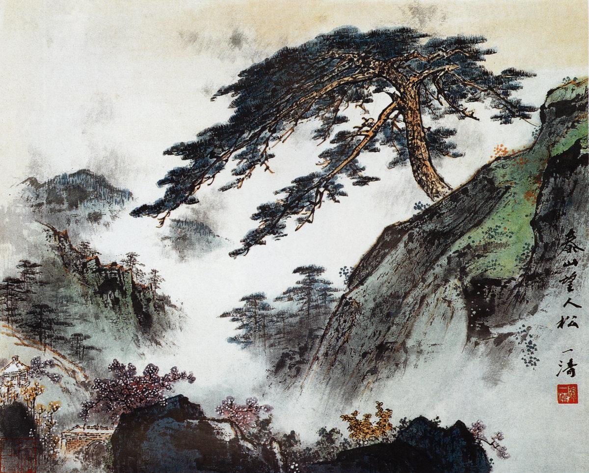 Картинка древняя япония